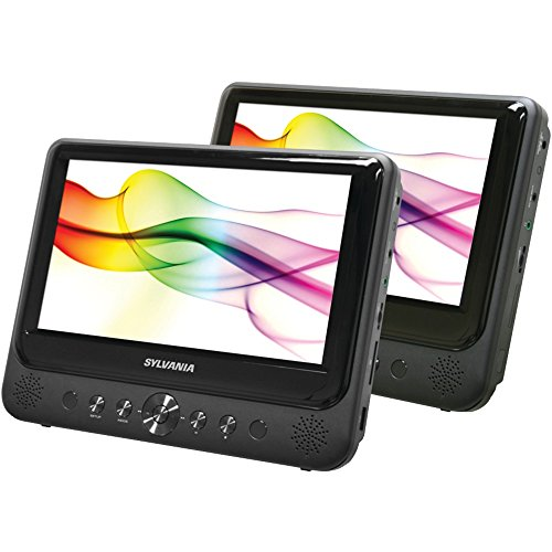 sylvania-sdvd9805-9-dual-screen-portable-dvd-player-electronic-consumer