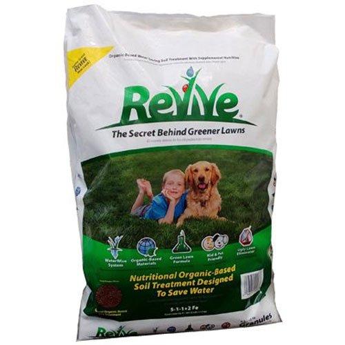 Revive Organic Soil Treatment Granules, 25 lb