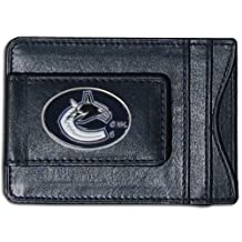 NHL Genuine Leather Cash and Cardholder