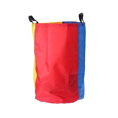 VORCOOL Bolsas de Sacos de Patatas Bolsas Actividades al Aire Libre para reuniones Familiares Juegos de Jardín de Niños-Tamaño S: Deportes y aire libre