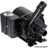 Grundfos Pump PU602394 1 in. Barb Grundfos 43 Series Circulation Pump - 230V & 0.35A - 4 ft. Cord