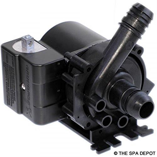 Grundfos Pump PU602394 1 in. Barb Grundfos 43 Series Circulation Pump - 230V & 0.35A - 4 ft. (230v Package)