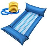 UCEC Water Hammock, Pool Lounger with Air Pump, Float Hammock, Swimming Floating Bed for Adult & Kids