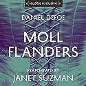Moll Flanders Audiobook by Daniel Defoe Narrated by Janet Suzman