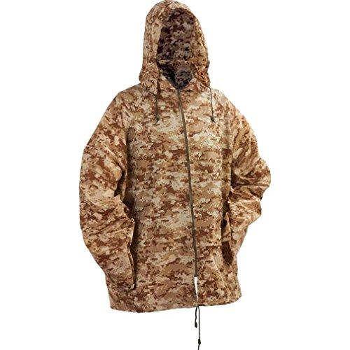 Classic Safari Digital Camo Rain Jacket D CAMO RAIN JACKET W/HOOD XL2X