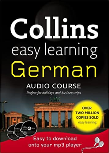 Scribd lataa äänikirja Collins Easy Learning German (Collins Easy Learning Audio Course) PDF