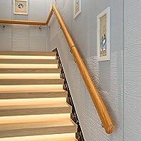 Apoyabrazos Contra La Pared Escaleras De Madera Casa Jardín De Infantes Interior Villa Loft Patines Reposabrazos (Tamaño : 80cm): Amazon.es: Hogar