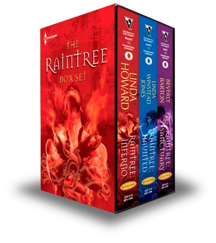 The Raintree Box Set: Raintree: Inferno\Raintree: Haunted\Raintree: Sanctuary