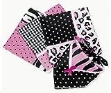 FX Sassy Pink Ribbon Bandana