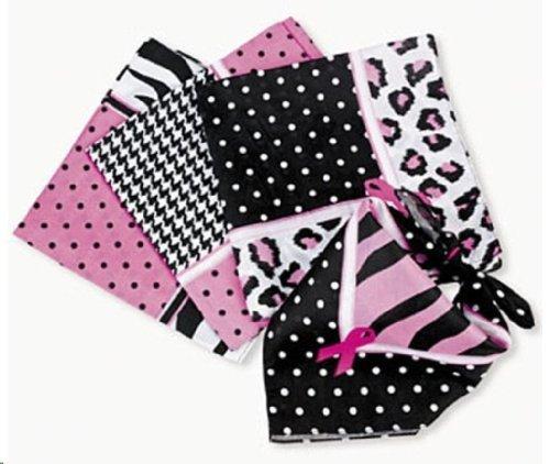 FX Sassy Pink Ribbon Bandana by FX