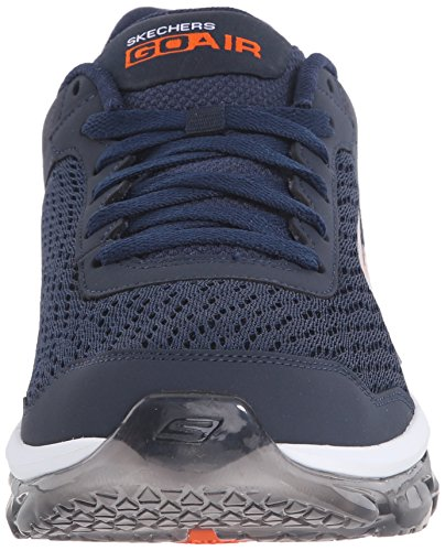 Skechers Go Air - Zapatillas Hombre Navy/Orange