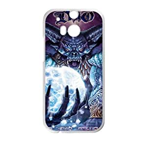 Dio HTC One M8 Cell Phone Case White gift pjz003-9430030