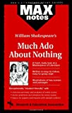 Much Ado about Nothing, Research & Education Association Editors and Louva Elizabeth Irvine, 0878910336
