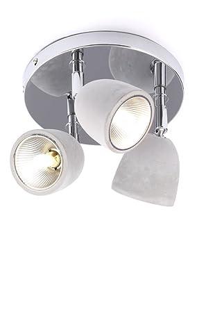 Lámpara de techo con diseño de lima sutil y elegante en la ...