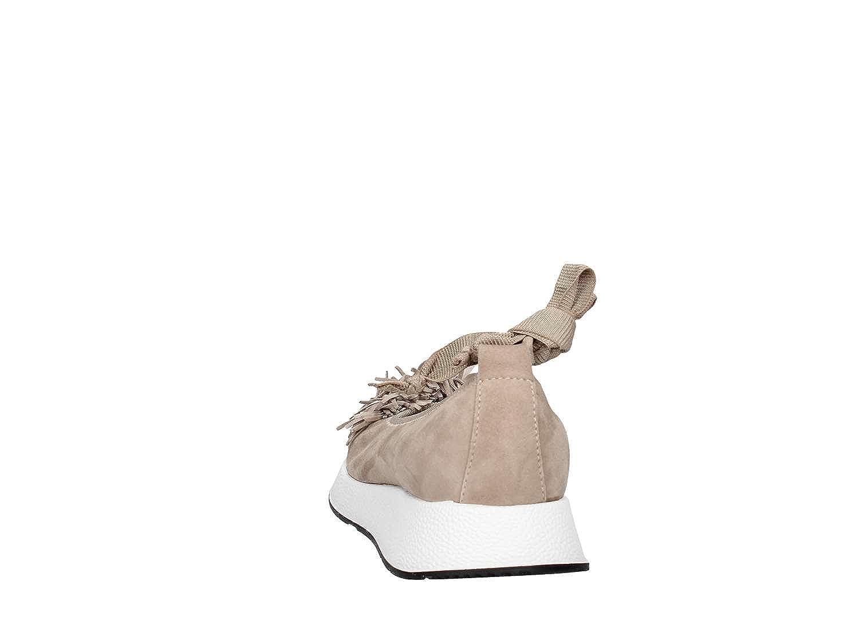 FRAU 43a1 Ballerina Donna Beige Beige Donna c5c78f