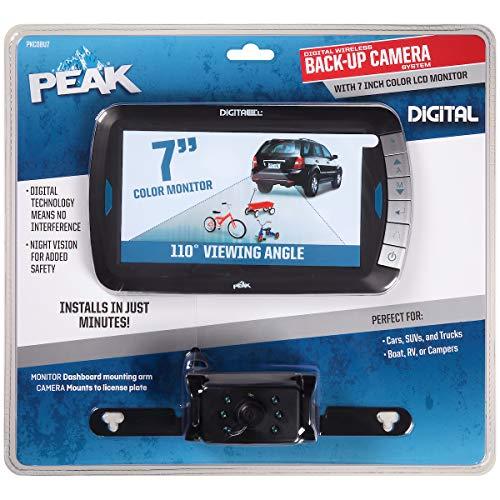 7 in. Wireless Back Up Camera Kit