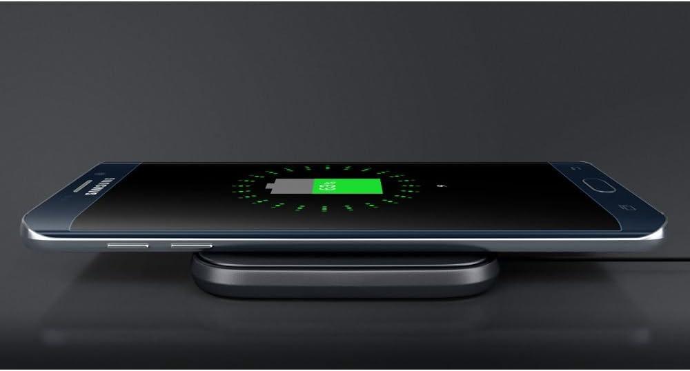 SAMSUNG Wireless Charger Mini - Cargador inalámbrico, Color Negro: Amazon.es: Electrónica