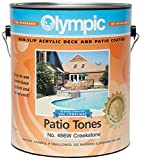 Kelley Technical Olympic Patio Tones Deck Coating - Creekstone -1 Gallon