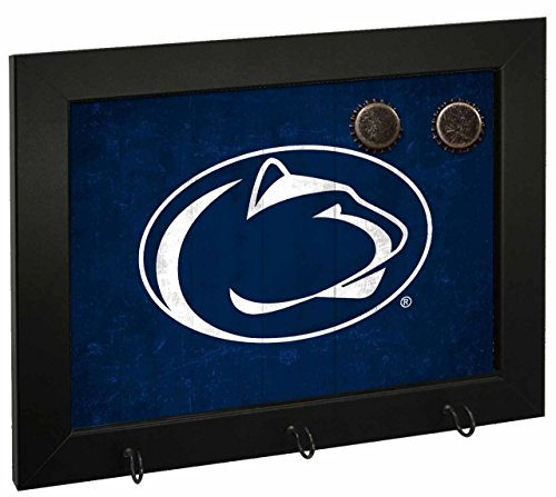 Letter Art Penn State Nittany Lions NCAA Magnetic Hook Board - Team Color,