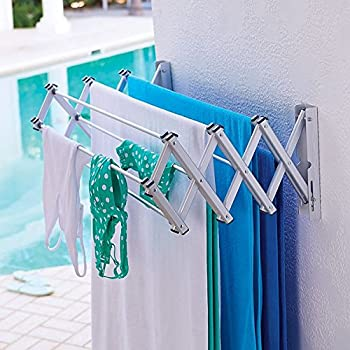 Amazon Com Hydrotools By Swimline Poolside Towel Rack