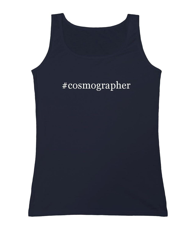#cosmographer - Women's Hashtag Tank Top