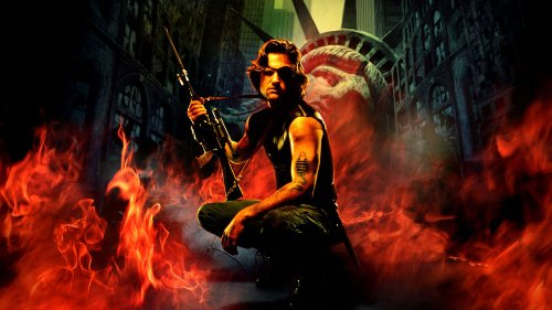Escape From New York 11x17 HD Photo Poster Kurt Russell #01