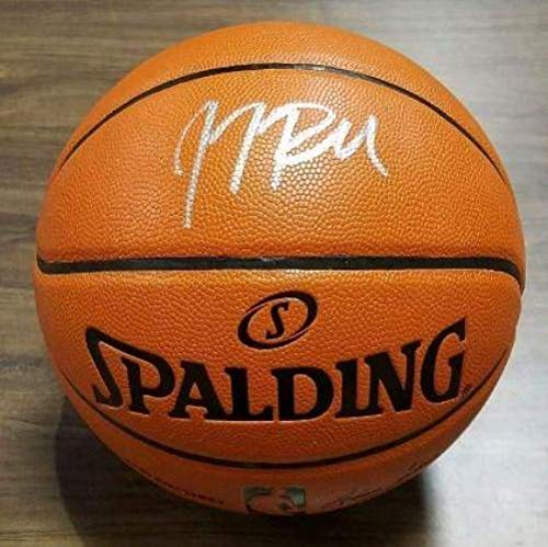 JJ Redick Pelicans Autographed Replica Basketball - JSA - Replica Pelican