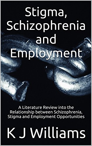 Literature review on schizophrenia