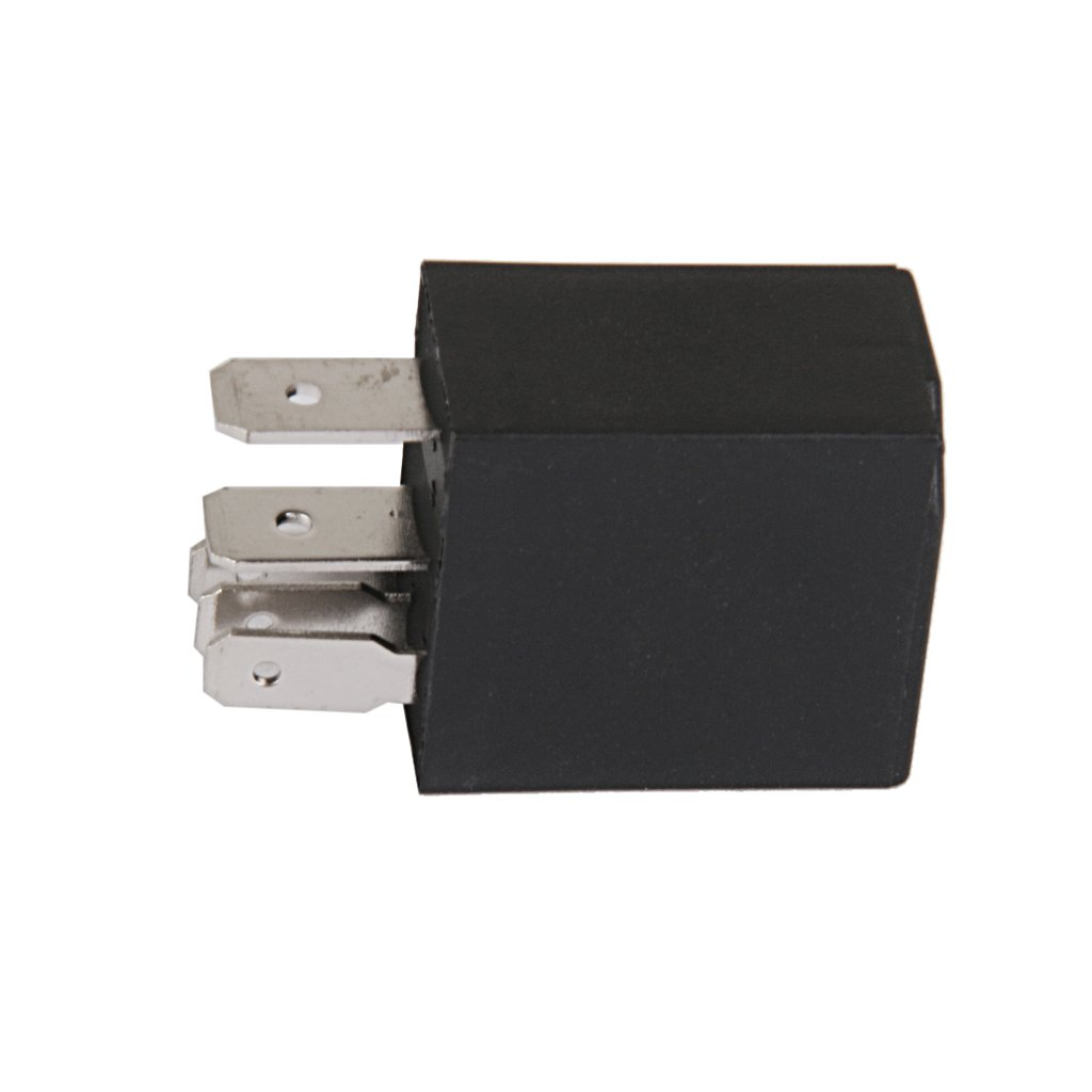 High Performance Replacement 12V DC 5-Pin SPDT Automotive Relay Baoblaze 20//30 Amp Car Relay Switch