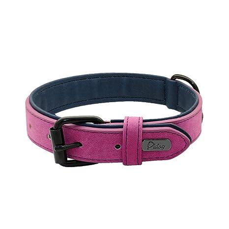 MAOBANG Collar Collar de Perro Grande Collares de Perro duraderos ...