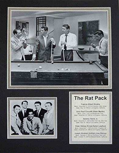 The Rat Pack - Pool 11