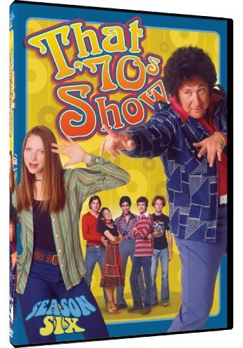 That '70s Show: Season 6 by Mill Creek Entertainment (That 70s Show Season 6 compare prices)