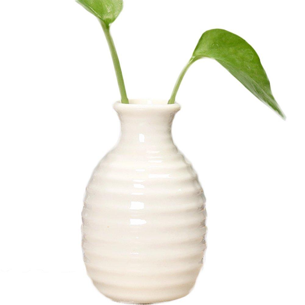 Outflower Ceramic vase Aroma Vase Handmade Vase White