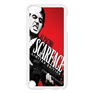 Al Pacino Scarface iPod Touch 5 Case White Personalized Phone Case FUH405633