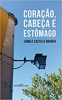 Book Coracao, Cabeca e Estomago