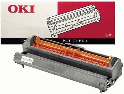 OKI 40709902 Drum Kit para OKI Okipage 8 W: Amazon.es: Electrónica