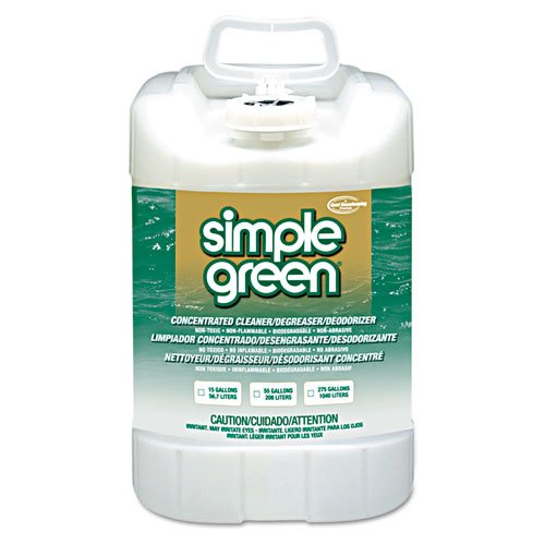 simple green Concentrated All-Purpose Cleaner/Degreaser, 5gal, Pail - one bucket. Degreaser 5 Gallon Pail