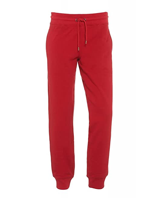 Armani Jeans Rot Schweiß, 3 Pocket Manschette Track Pants, Rot ... 25b72834a4