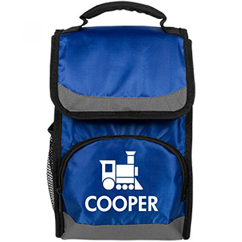 Price comparison product image Cooper Kids Cute Train Lunch Bag: Port Authority Flap Lunch Cooler Bag