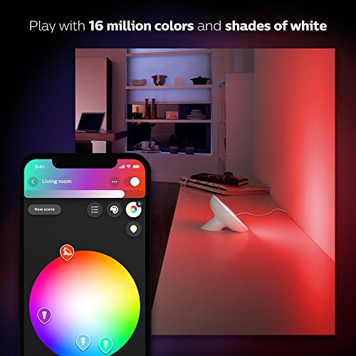 Philips Hue Bloom Dimmable LED Smart Table Lamp (Requires Hue Hub, Works with Amazon Alexa, Apple HomeKitand Google Assistant) by Philips LED (Image #8)