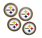 Pittsburgh SteelersGolf Ball Markers (Set of 4)