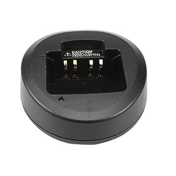 Mengonee 58 CD-Adaptador negro del cargador de escritorio ...