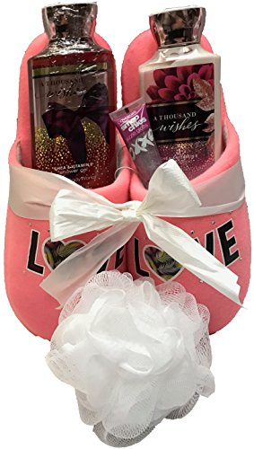 Bath & Body Works Slipper Gift Sets - Gift Baskets - Fun ...