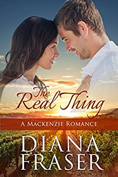 The Real Thing (The Mackenzies Book 1) by [Fraser, Diana]