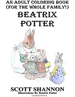 The Big Peter Rabbit Coloring Book: Beatrix Potter: 9780723242635 ...