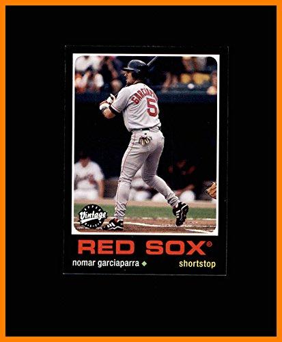 2002 Upper Deck Vintage #71 Nomar Garciaparra BOSTON RED (Nomar Garciaparra Red Sox)