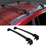 Cheap Roof Rack Cross Bars by Partol,2PCS 150LBS/68KG Roof Rack Crossbars Luggage Racks For Jeep Compass 2017/ ALL-NEW-5-dr SUV