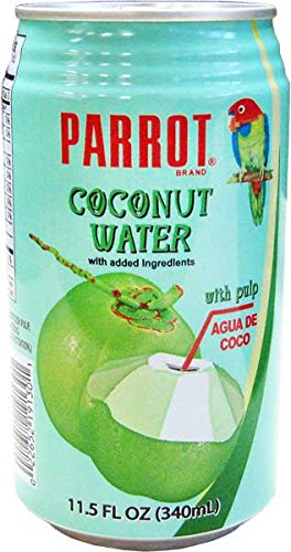 Parrot Coconut Juice, 11.5-Ounce (Pack of ()