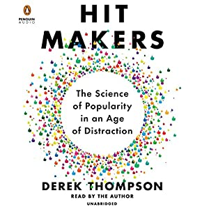 Hit Makers Audiobook
