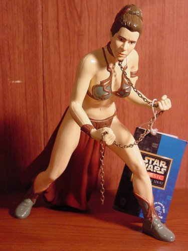Applause Star Wars Slave Princess Leia Jabba the Hutt Return of the Jedi Vinyl Figure